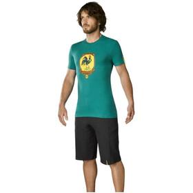 Mavic French Brand T-shirt Homme, everglade